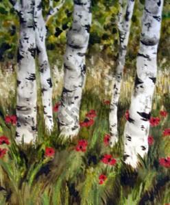 birch beauties