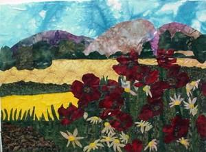 fabric field